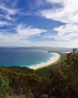 Tish's Travels & Photography Page Liked · January 15 · Edited · Disaster Bay lookout (Ben Boyd National Park). My favourite lookout.