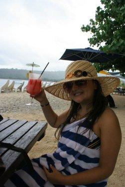 Cheers from Belinda
