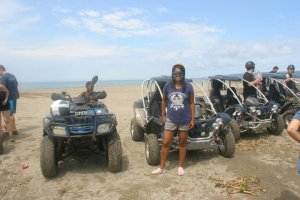 Buggy ride adventure!
