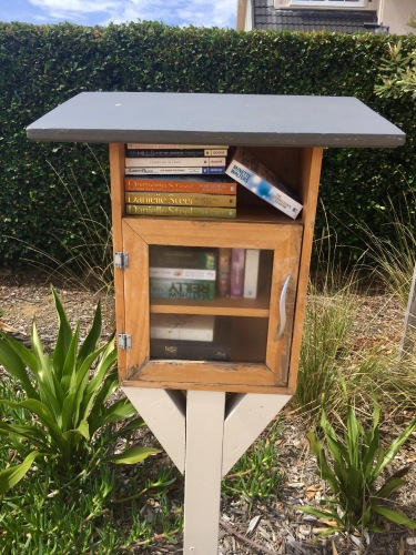love the idea of public library like this...
